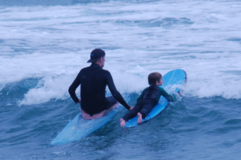 Surf lessons byron bay NSW Australia