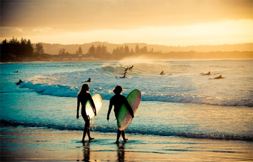 byron bay surf report